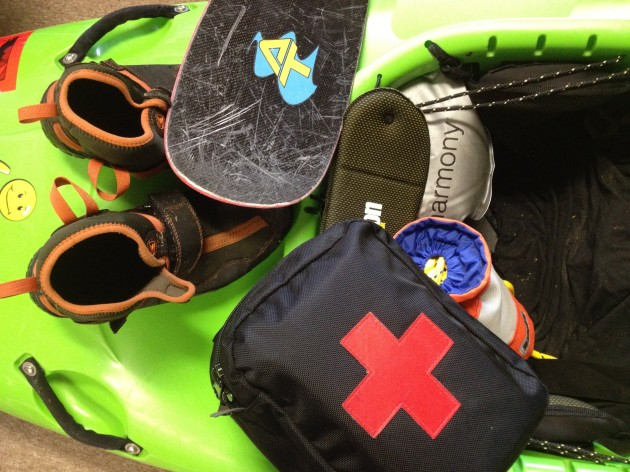Key Safety Gear For Whitewater Kayakers