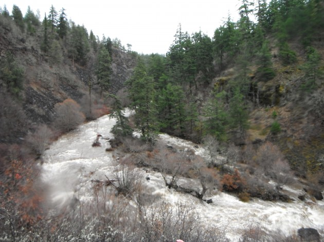 The Little Klickitat River