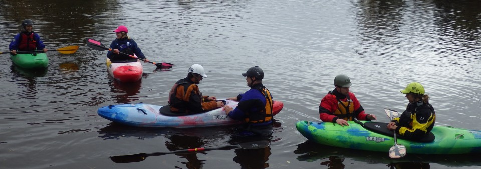 ACA Kayak Instructor Course with Sundance Kayak School
