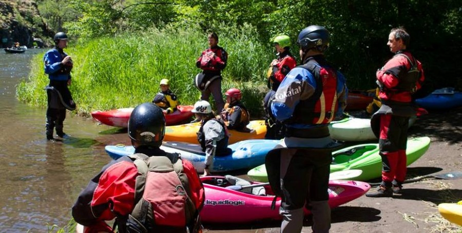 ACA Kayak Instructor Course with Sundance Kayak School at Wet Planet