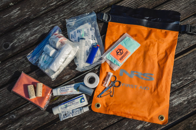 Safety kits are like birthday presents to a future you!
